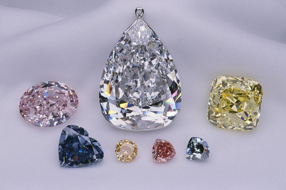 Store farvede diamanter
