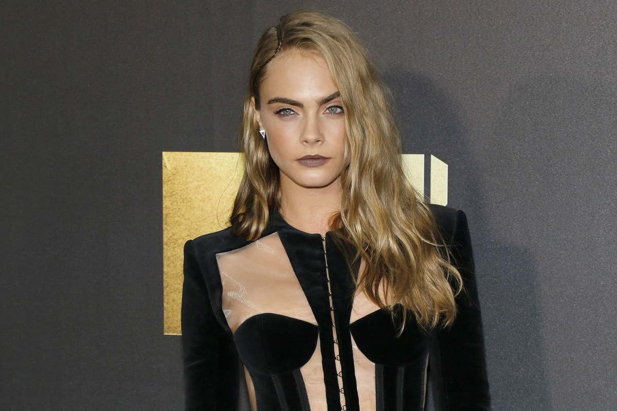 Top 300 Richest Top Models in the World Cara Delevingne Dream Out Loud