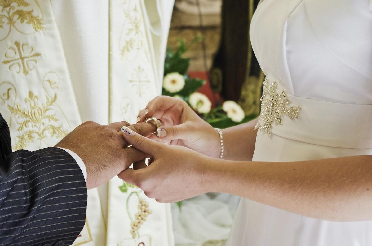 Bryllup og vielsesringe
