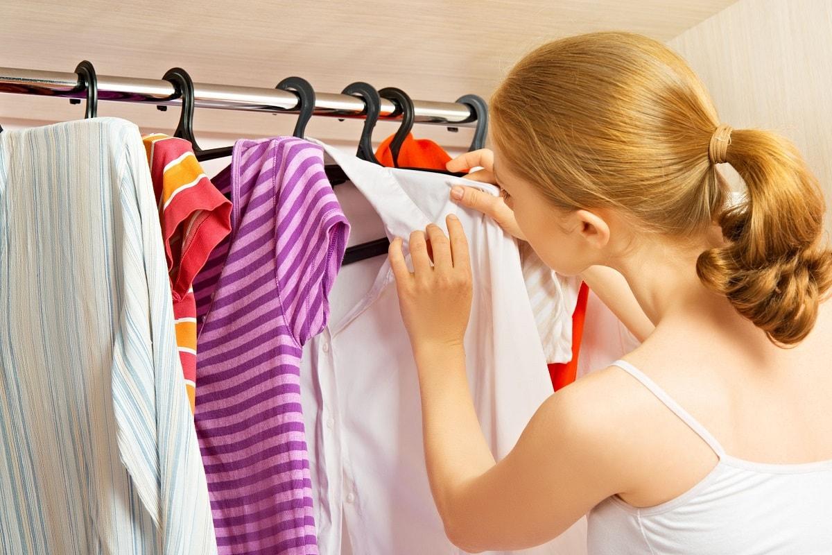 Valg af tøj