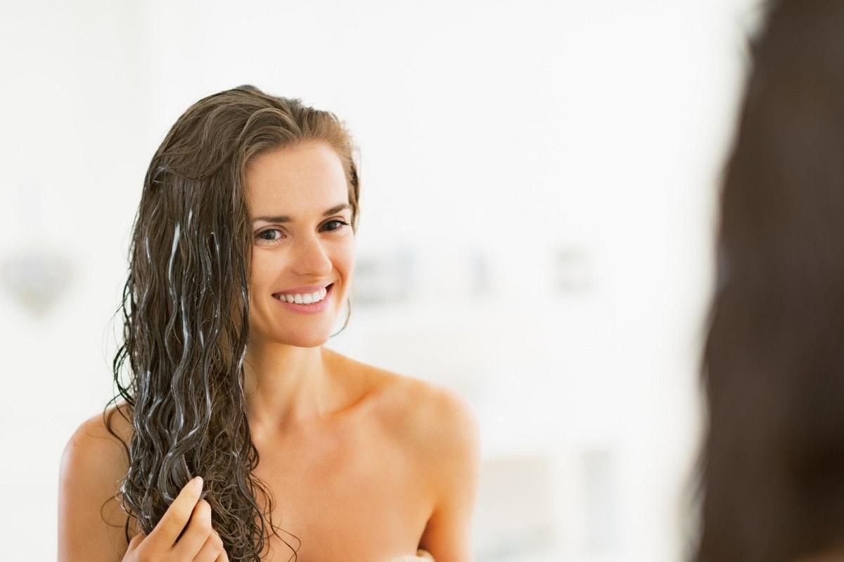 hårkur mod ødelagt hår