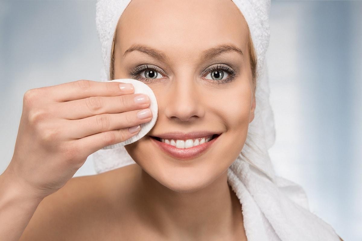 Rensning af huden