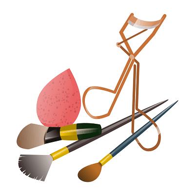 makeup værktøj