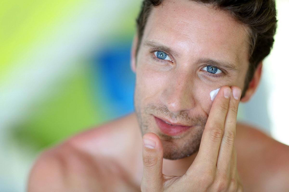 Ansigtscreme til mænd