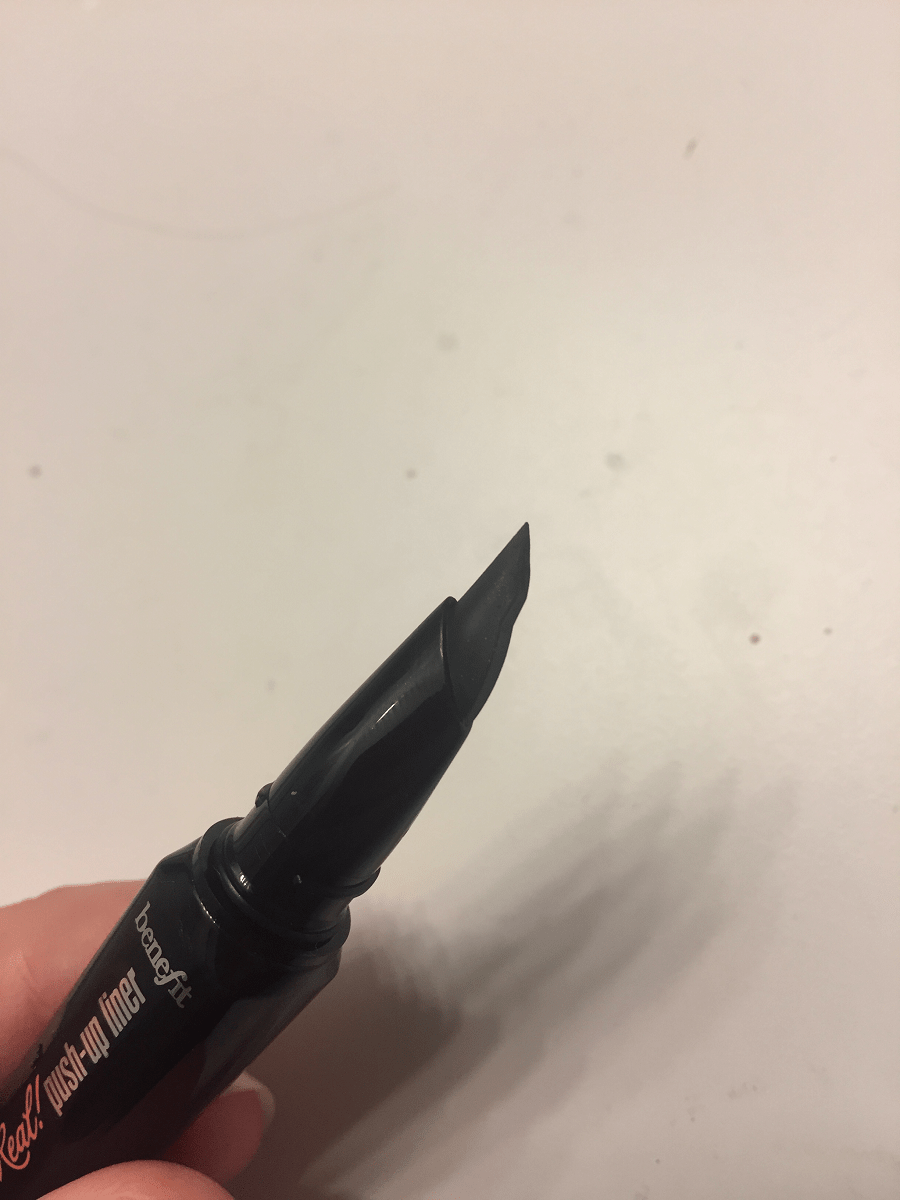 Benefit They're Real! Push-Up Eyeliner, åben