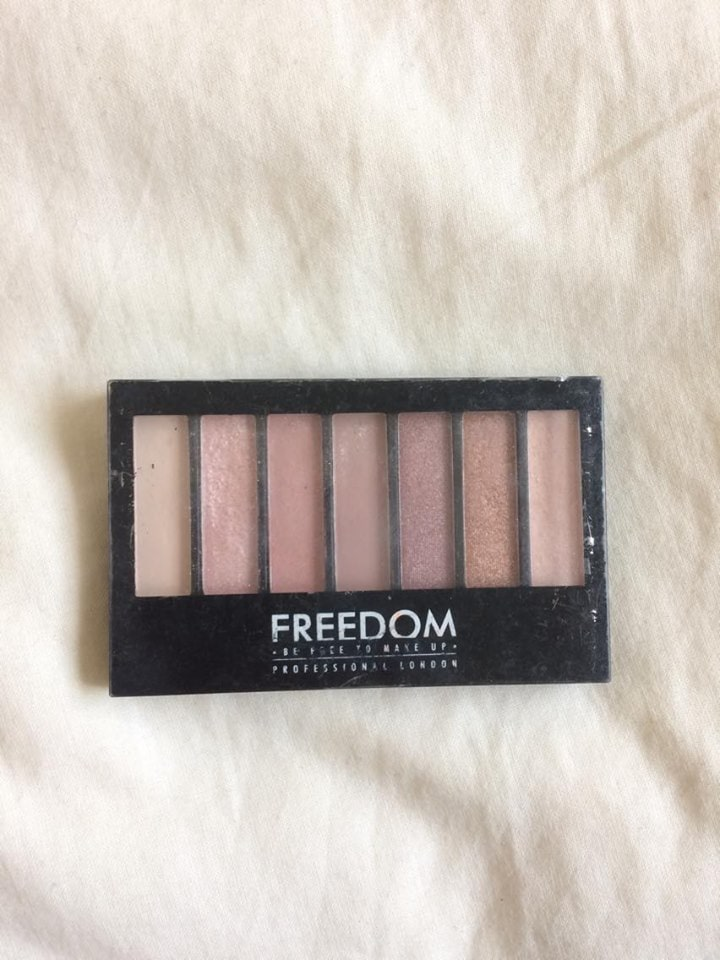 Freedom Makeup Stunning Rose Kit