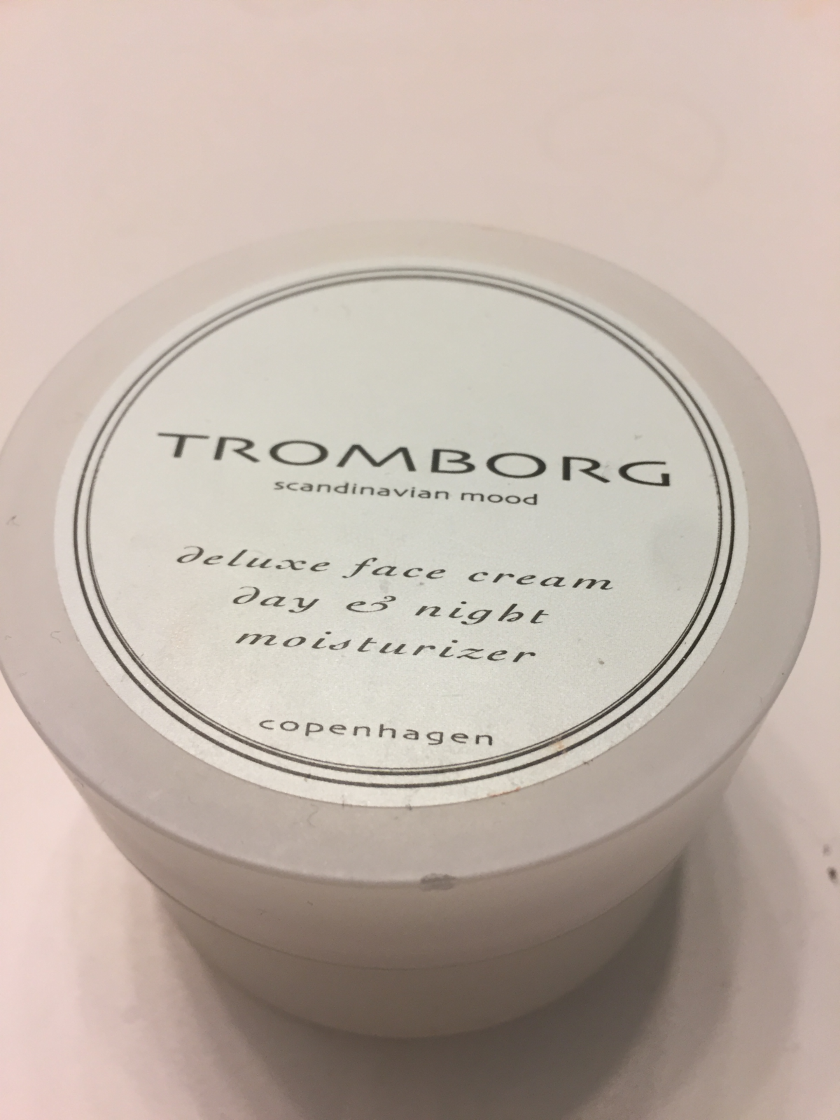 Tromborg Deluxe Face Cream Day & Night Moisturizer