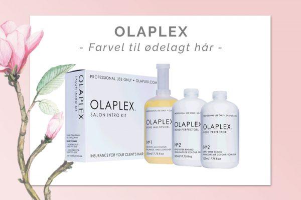 Olaplex behandling: Alt du skal vide om den effektive hårkur