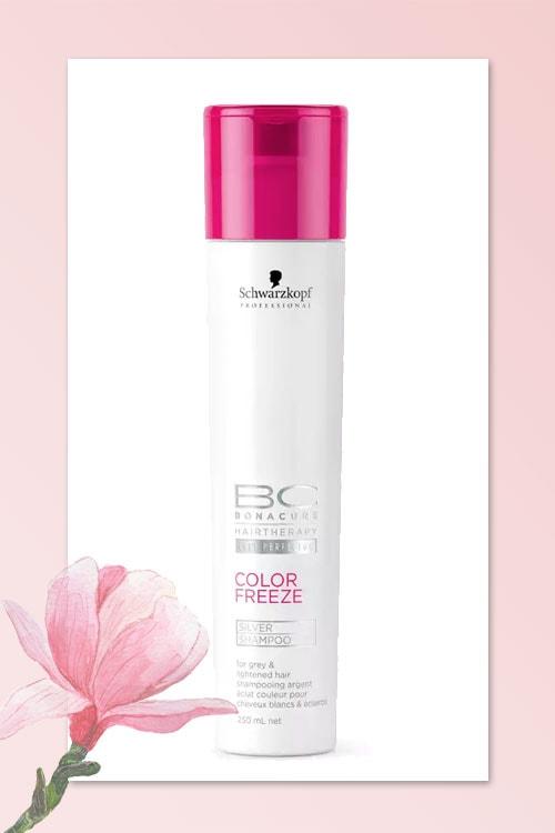 BC bonacure silver shampoo
