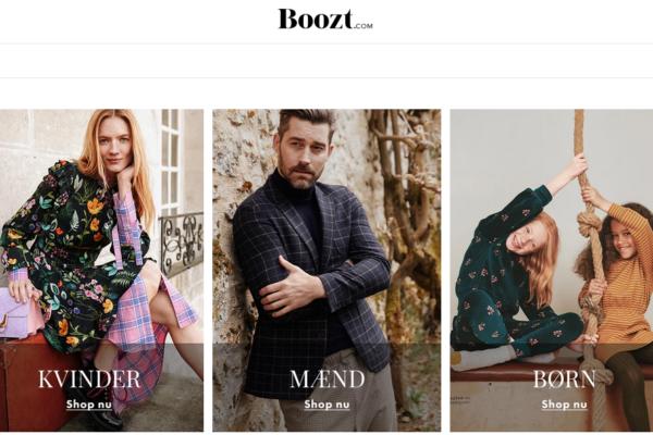 Boozt.com i Danmark